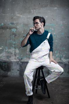 Nominated for best dressed man..: Jett Rebel | Esquire