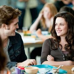 They were made for each other It was love at first sight - Esme