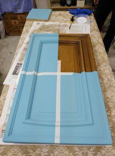 36 fantastiche immagini su Verniciare la cucina ed i mobili in legno ...