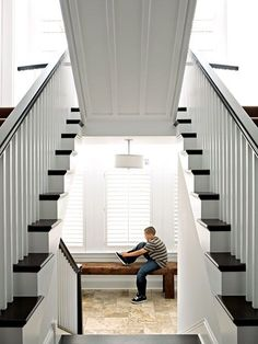 A Staircase That Lifts Up to Reveal a Secret Room | 36 Things You Obviously Need In Your New Home