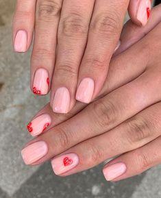 Nail Manicure, Nail Polish, Manicure Ideas, Nail Ideas, Hair And Nails, My Nails, Nailart, Finger, Fire Nails