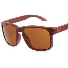 544485458ff Stylish Wooden-Frame Sports Sunglasses - Assorted Colors