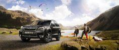 Nuova Subaru Forester: un suv per donne che amano i muscoli
