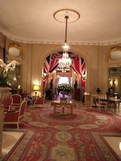The Ritz London | Finest 5 Star Luxury Hotel in Piccadily | Carpe Diem TV