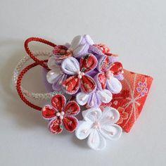 tumami*成人式ܤ卒業式ܤ結婚式  桜
