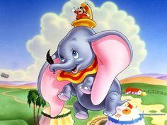 Dumbo-Colie loved Dumbo but felt so sad for him....