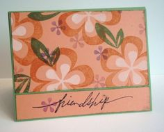 Groovy Blossoms - CASE by caseymae1 - Cards and Paper Crafts at Splitcoaststampers