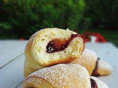 Kiflice s marmeladom od šljiva - predivne kiflice, njihov miris se osjeti u cijeloj kući!