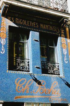 Les Rigolettes Nantaises - Rue de Verdun, Nantes