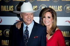 RIP Larry Hagman. Better known for Major Nelson and J.R. Ewing