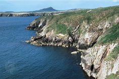 Pembrokeshire national coastal path