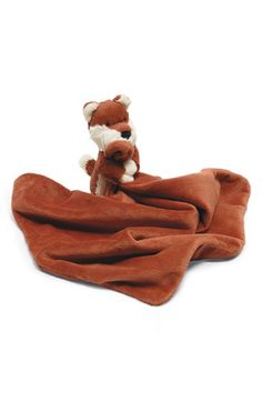 Jellycat 'Bashful Fox' Stuffed Animal & Blanket | Nordstrom
