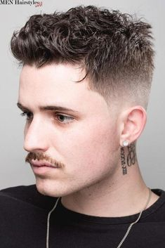 Stylish mens hairstyles for thick hair curly hairstyle haircuts for men hairstyles for curly hair 74 lovely short wavy curly hair men in 2020 Undercut Curly Hair, Haircuts For Curly Hair, Short Wavy Hair, Curly Hair Cuts, Undercut Hairstyles, Short Curly Styles, Haircuts For Men, Curly Hair Styles, Cool Hairstyles