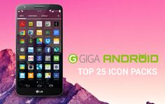 Top 25 Icon Packs: Die besten App-Symbolpakete für Android-Launcher