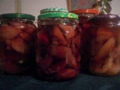 Vörösboros körtebefőtt   NOSALTY Pickles, Cucumber, Food, Chef Recipes, Koken, Meals, Cauliflowers, Yemek, Pickle