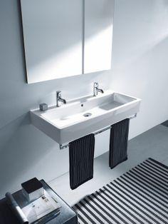 Duravit - Vero: Waschtische, WCs, Badewannen & Küchenspülen - Badkeramik