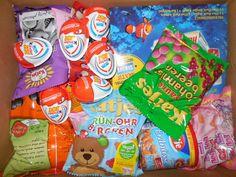 Katjes-Kinder-Paket von World of Sweets › Die Testfamilie