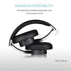 Ausdom M08 CSR Bluetooth V4.0+EDR Foldable On Ear Headphones for Hip-Hop