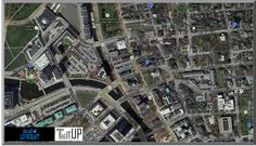 Walking Tour Site Map - Providence RI