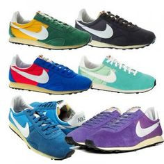 nike vintage uomo scarpe