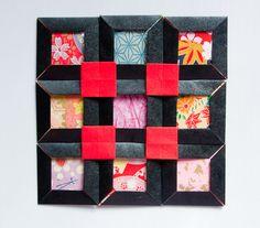Motif Pattern of Origami, Fuse Tomoko - timemechanic