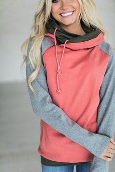DoubleHood™ Sweatshirt - Cabin Fever