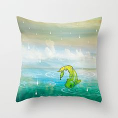 Buy Japanese fish by Tony Vazquez as a high quality Throw Pillow. Worldwide shipping available at Society6.com. Just one of millions of products available.