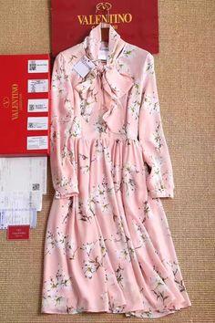 Valentino цветочное длинное платье два цвета!