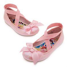 Disney Princess Ballet Flat Shoes for Girls