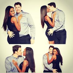 interracial couple #love #wmbw #bwwm #swirl