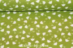 Tante Ema Baumwolle*Wolkenprinzessin*grün Schirme