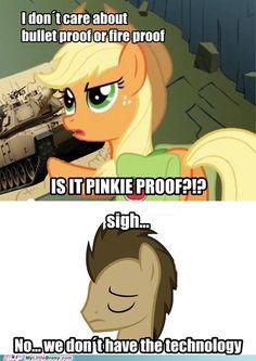 is it pinkie proof