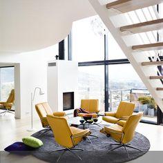 Mit dem Stressless City bekommen Sie das Beste, das norwegisches Design zu bieten hat – und einen Sitzkomfort, den es nur bei einem Stressless gibt. Mit…