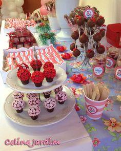 Docinhos, Cakepops e Pushpops