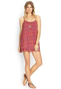 Buy the cheapest fashion @ www.kpopcity.net!! Hollywood Regent Swing Dress | FOREVER21 #SummerForever #OOTD