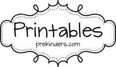 A plethora of pre-Kindergarten printables!  Themes like literacy, math, science, music and more!