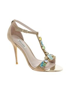 Dune Hank Jewel Sandal