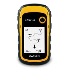 eTrex 10 | Garmin - This was highly recommended as a reliable entry-level GPS for geocaching.