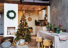 16 trendy nápadov na vianočnú výzdobu interiéru | DOMA.SK Trendy, House Doctor, Luster, Table Settings, Table Decorations, Furniture, Home Decor, Decoration Home, Room Decor