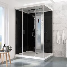 Dusjkabinett Lockers, My House, Locker Storage, Bath, Cabinet, Furniture, Home Decor, Clothes Stand, Homemade Home Decor
