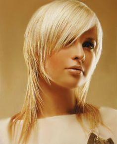 Medium-Hairstyles-for-Fine-Thin-Hair - Medium Cut Hairstyles