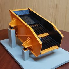 Vibramech Screen 3D Print Model Shoe Rack, 3d Printing, Shelves, Prints, Model, Home Decor, Impression 3d, Shelving, Decoration Home