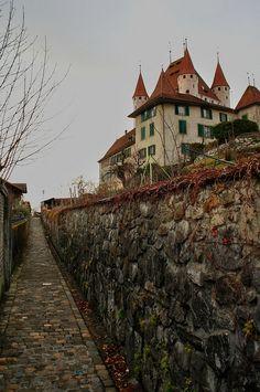 Château de Thun, Switzerland