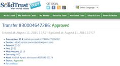 Ad Click Xpress - ACX paying all day and here is my payment Nr.3!!! NO SCAM…