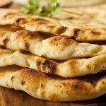 Naans au fromage: recette de pain indien