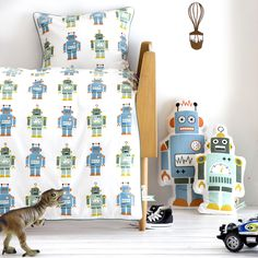 Faire de beaux rêves avec Ferm Living - drap housse - Design danois