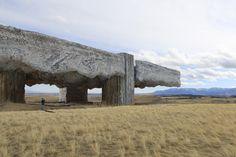 ensamble studio: structures of landscape at tippet rise