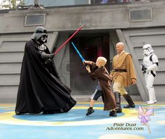 So you LOVE Star Wars?  Here are the details on how to participate in Jedi Training Academy at Walt Disney World.  This is not to be missed for young Star Wars fans.  Melissa - Pixie Dust Adventures