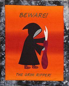 Beware!...sewing humor :-D
