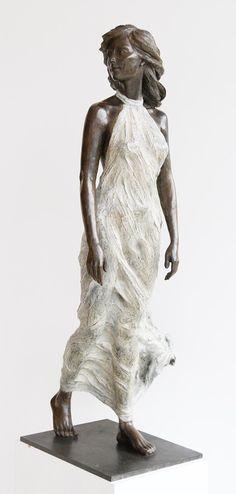 Luo Li Rong esculturas bellas mujeres 8